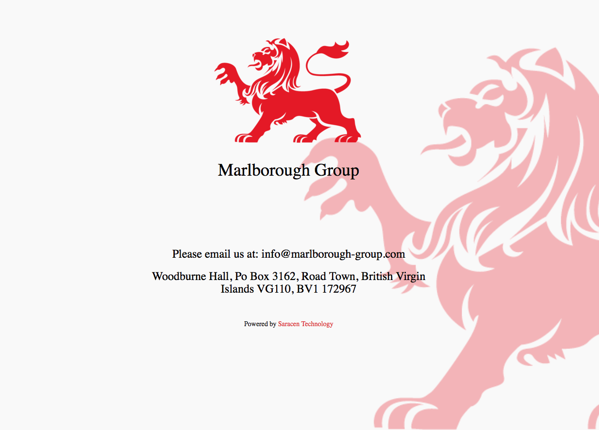 Marlborough Group Holding Company