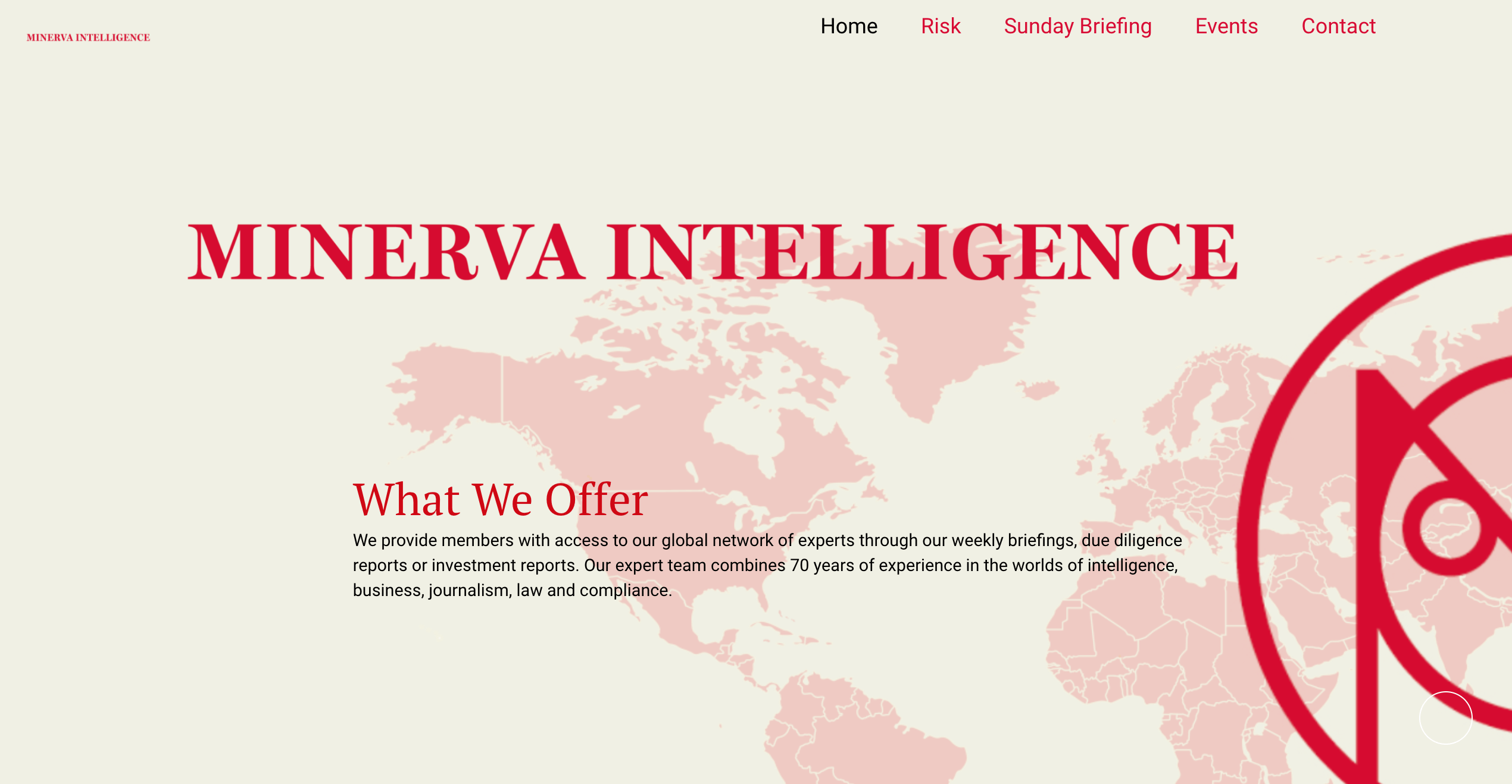 Minerva Intelligence