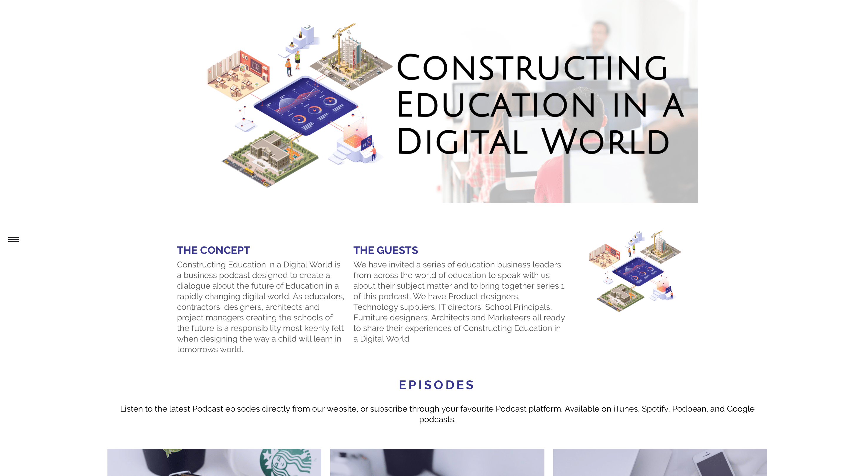 Constructing Education in a Digital World